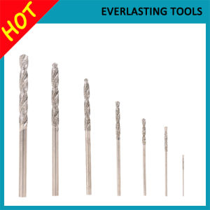 HSS Diamond Drill Bits for Jewelry Drilling