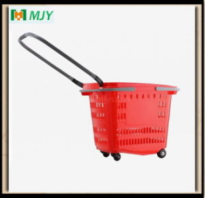 Supermarket Roll Basket Mjy-Tr07 pictures & photos