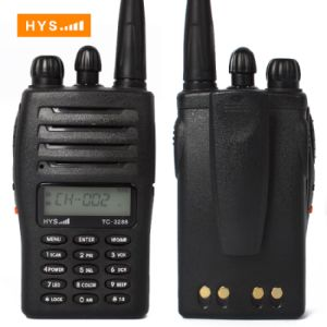 VHF/UHF Powerful Long Range Professional Police Walkie Talkie