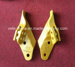 Long Tip Casting Bucket Teeth (Jcb 531-03205 208 209)