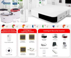 Wireless Anti-Theft Z-Wave Smart Home Automation System Solution Telephone Alarm pictures & photos