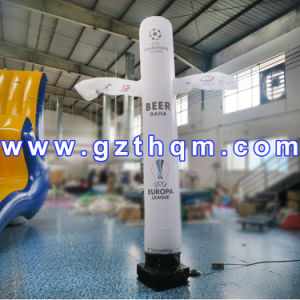 Advertising Mini Inflatable Sky Air Dancer/in Stock Colorful Mini Air Dancer pictures & photos