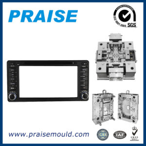 High Precise CNC Machining Milling ABS Plastic Auto Parts Vehicle Player Rapid Prototype Mould