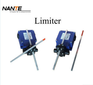 Double Poles Blue Cross Limiter Made by Galvanized Steel Used for Industrial Work pictures & photos