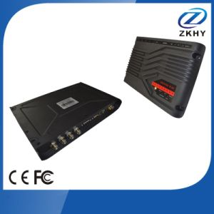 860~960MHz Passive Impinj R2000 Chip 4 Ports UHF Fixed RFID Reader pictures & photos