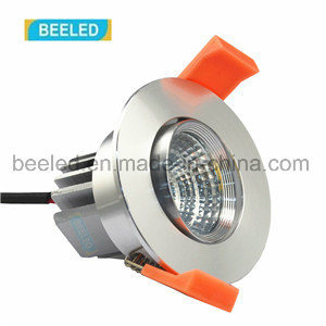 Specular 5W Dimmable LED Downlight Recessed Warm White Project Commercial