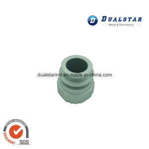 Anodized Aluminum Connector for Hydraulic Pump