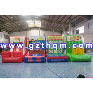 Outdoor Play Kids Preferences Inflatable Soccer Carnival Game pictures & photos