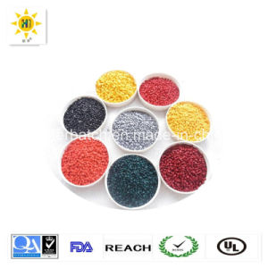 Professional Manufacturer of Color Masterbatch Can Be Customized