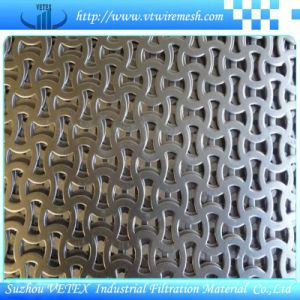 Stainless Steel or Low Carbon Steel Round Hole Mesh