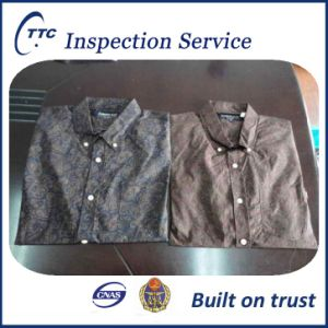 Inspection service for garments in China