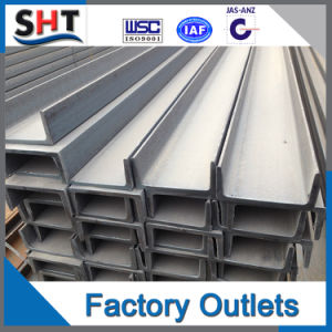 Ss400 Hot Rolled Carbon Steel C Channel pictures & photos
