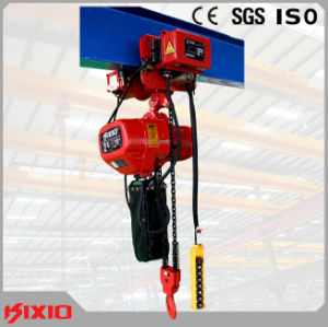Kito Type High Quality Electric Chain Hoist with Buffer pictures & photos