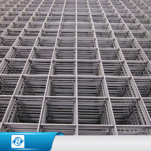 China Good Quality 6X6 Concrete Reinforcing Welded Wire Mesh - China ...