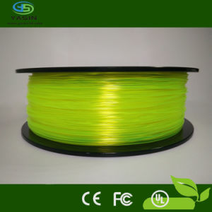 Dongguan Yasin 3D Factory Supply ABS PLA 3D Printing Filament Spool 1kg 1.75 3.0mm