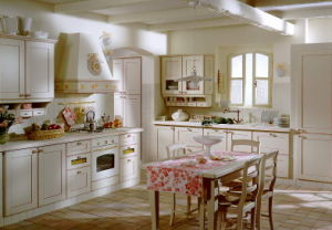 Kitchen Furniture (PVC Series)
