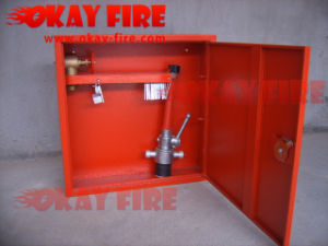 Steel Fire Hose Cabinet (Fixed Type)