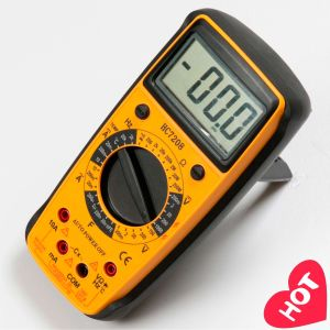Competitive Catiii Digital Multimeter (HC7208)