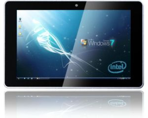 10 Inch Tablet PC With Win 7 OS (M-10W)