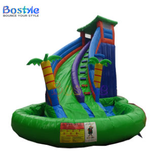 Kids Inflatable Water Slides Swimming Pool Slide