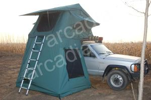 Vehicle Top Tent (6804) & China Vehicle Top Tent (6804) - China Vehicle Roof Tent Vehicle ...
