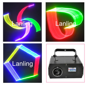 3D Laser Light Show RGB Laser Light Disco Light pictures & photos