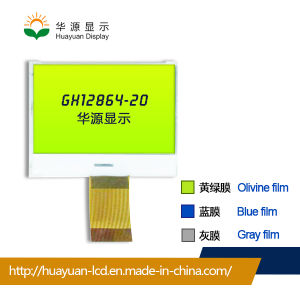 "2.0"" 128*64 Cog Stn Type Graphic LCD Module pictures & photos"