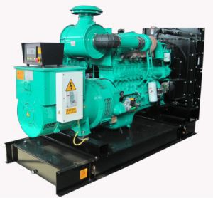 50Hz 20kw-1500kw Cummins Diesel Power Generator with CE and ISO Certificates