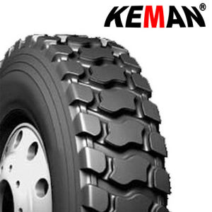 All Steel Tire/Steel Radial Tire/Dump Truck Tire KM502 (335/80R20) pictures & photos