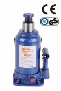 Hydraulic Bottle Jack (ZW0203B) 2tons Lift Jack pictures & photos