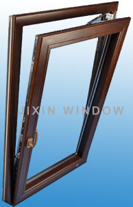 Wood Aluminium Tilt and Turn Window