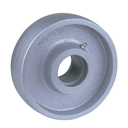 China Wholesale Cast Iron Wheels Semi-Steel pictures & photos