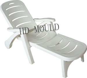 Injection Plastic Deck Chair Mould Sling