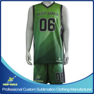 1da41921248 China Quick-Dry Custom Full Sublimation Printing Premium Basketball ...