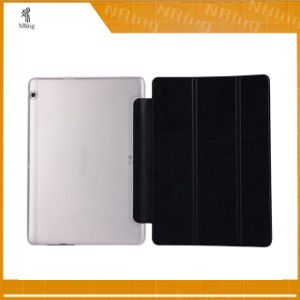 Tablet Cases Covers Tablet PU Leather Flip Folding Folio Stand Cases for Huawei Mediapad T3 10.0 Honor Play Pad 2 10.0 pictures & photos