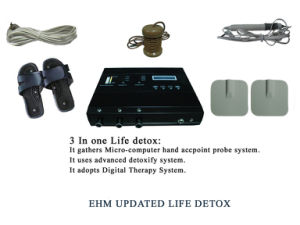 Detox Foot SPA Machine Cleanse (EHM-D10) pictures & photos