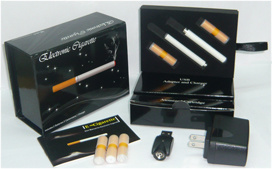 CE RoHS 2 Part Electronic Cigarette (SGE407)