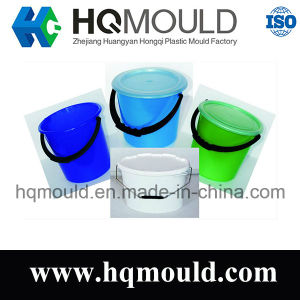 Customize Plastic Bucket Injection Mould pictures & photos