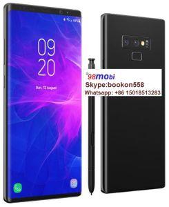 "Note 9 6.3"" Smart Phone with Iris Unlock Telefono Movil"