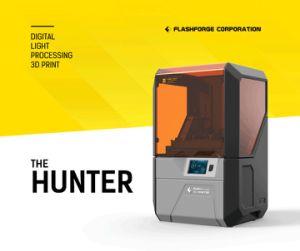 2018 Newest 405nm Resin 3D Printer Dental for Dental Model Making