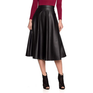 0d6e0eb57 China Online Shopping Real Leather Skirt for Ladies Wear - China ...