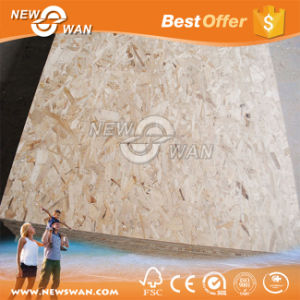 Packing / Furniture Grade OSB Board -1/2/3 (Oriented Strand Board) pictures & photos