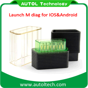 Launch Golo Original Launch M-Diag Plus for Ios Android Built-in Bluetooth Obdii with One Free Car Brand Software as Easydiag Launch Mdiag with Wholesale Price pictures & photos