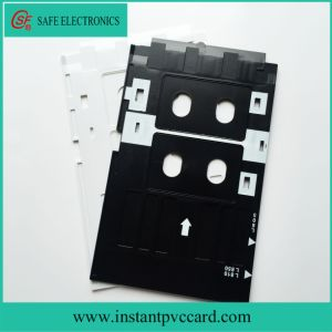 Inkjet PVC Card Tray for Epson R380 Printer