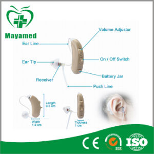 My-G057f-1 Health Care Home Care Popular Mini Ric Hearing Aid with Ce, FDA Approved pictures & photos