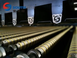 Southtech Glass Machine Flat Glass with Passing Section Tempering Furnace pictures & photos