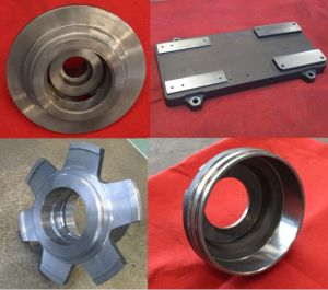 Gray Ductile Iron Sand Casting CNC Machining Parts pictures & photos