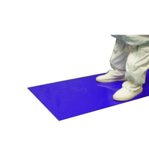 Cleanroom Disposable Adhesive Sticky Mat for Workshop pictures & photos