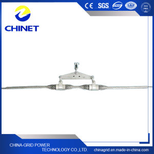 ADSS Double Suspension Clamp Used on Overhead Transmission Line