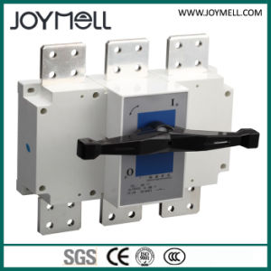 China Power Disconnect Switch 1250a Isolator Switch Load Breaker
